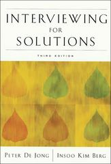 Interviewing for Solutions 3rd edition 9780495115885 0495115886