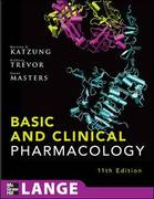 Basic & Clinical Pharmacology (LANGE Basic Science) 10th Edition 9780071451536 0071451536