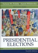 Presidential Elections 12th edition 9780742554146 0742554147