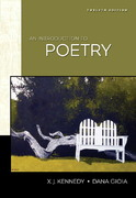 An Introduction to Poetry 12th edition 9780321470348 0321470346