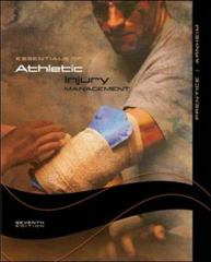 Essentials of Athletic Injury Management with eSims 7th Edition 9780073310237 0073310239