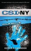 CSI: New York: Four Walls 0 9781416513438 1416513434