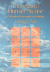 Theories of Human Nature: Classical and Contemporary Readings 1st edition 9780070000506 0070000506