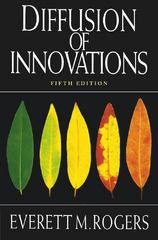 Diffusion of Innovations 5th edition 9780743222099 0743222091