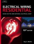 Electrical Wiring Residential 15th edition 9781401850197 1401850197