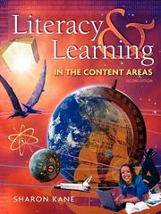 Literacy & Learning in the Content Areas 2nd Edition 9781890871741 1890871745