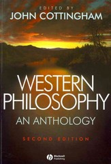 Western Philosophy 2nd Edition 9781405124782 1405124784