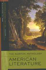 The Norton Anthology of American Literature 7th edition 9780393930566 0393930564