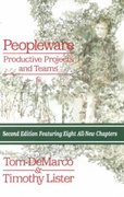 Peopleware 2nd edition 9780932633439 0932633439