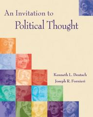 An Invitation to Political Thought 1st edition 9781111793982 1111793980