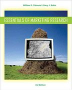 Essentials of Marketing Research 3rd edition 9780324320879 0324320876