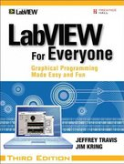 LabVIEW for Everyone 3rd edition 9780131856721 0131856723