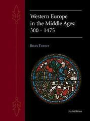 Western Europe in the Middle Ages 300-1475 6th edition 9780070648432 0070648433