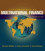 Fundamentals of Multinational Finance 2nd edition 9780321280312 0321280318