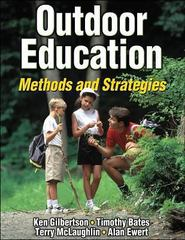 Outdoor Education 1st Edition 9780736047098 0736047093
