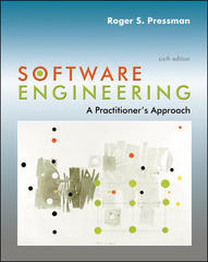 Software Engineering: A Practitioner's Approach 6th edition 9780073019338 007301933X
