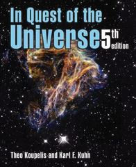 In Quest Of The Universe 5th Edition 9780763743871 0763743879