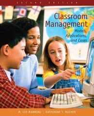 Classroom Management 2nd edition 9780131707504 0131707507