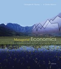 Managerial Economics with Student CD 9th edition 9780073346564 007334656X