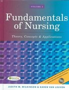 Fundamentals of Nursing 1st edition 9780803614710 0803614713