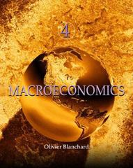 Macroeconomics 4th edition 9780131860261 0131860267