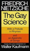 The Gay Science 1st edition 9780394719856 0394719859