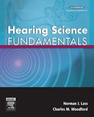 Hearing Science Fundamentals 1st Edition 9780323043427 0323043429