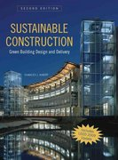 Sustainable Construction 2nd edition 9780470114216 0470114215