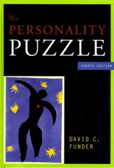 The Personality Puzzle 4th edition 9780393928587 0393928586
