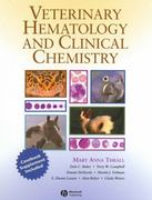 Veterinary Hematology and Clinical Chemistry 1st edition 9780781768504 0781768500