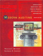Modern Auditing 8th Edition 9780471230113 0471230111