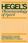 Phenomenology of Spirit 1st Edition 9780198245971 0198245971