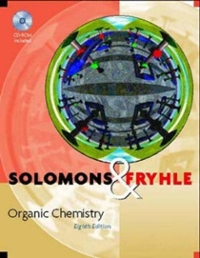 Organic Chemistry 8th edition 9780471417996 0471417998