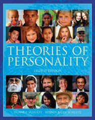 Theories of Personality (with InfoTrac ) 8th edition 9780534624026 0534624022