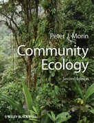 Community Ecology 2nd Edition 9781405124119 1405124113