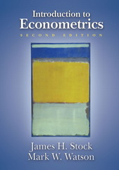 Introduction to Econometrics 2nd edition 9780321278876 0321278879