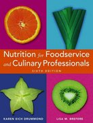 Nutrition for Foodservice and Culinary Professionals 6th edition 9780471599760 047159976X