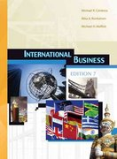 International Business 7th edition 9780324259919 0324259913