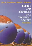 Energy and Problems of a Technical Society 2nd edition 9780471573104 0471573108