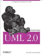 Learning UML 2. 0 1st Edition 9780596009823 0596009828