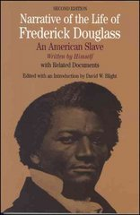 Narrative of the Life of Frederick Douglass 2nd edition 9780312257378 0312257376