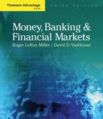 Advantage Books: Money, Banking and Financial Markets 3rd Edition 9780324320039 0324320035