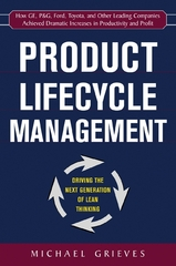 Product Lifecycle Management: Driving the Next Generation of Lean Thinking 1st edition 9780071452304 0071452303