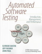 Automated Software Testing 1st edition 9780201432879 0201432870