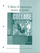 Workbook/Lab Manual to accompany Collage: Révision de grammaire 5th edition 9780072421507 0072421509
