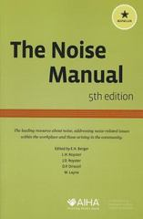 The Noise Manual 5th edition 9781931504027 1931504024