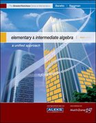 Elementary and Intermediate Algebra 3rd edition 9780073309613 0073309613