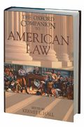 The Oxford Companion to American Law 0 9780195088786 0195088786