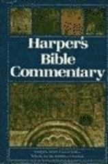 Harper's Bible Commentary 0 9780060655426 0060655429