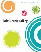 Relationship Selling 2nd edition 9780073529813 0073529818